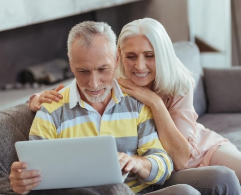 Drive traffic to your senior care website