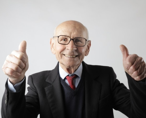 senior friendly websites